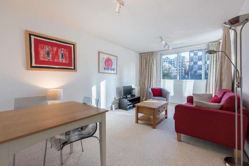 1 Bedroom Apartment Flat for sale in VINCENT STREET, SW1P
