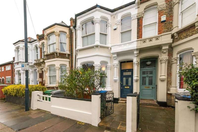 4 Bedrooms Terraced House for sale in Mortimer Road, London, NW10
