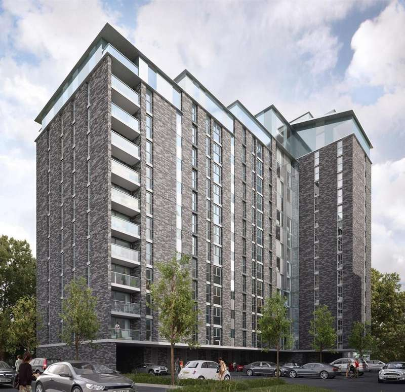 1 Bedroom Apartment Flat for sale in Trafford Plaza, Seymour Grove, Old Trafford, Manchester