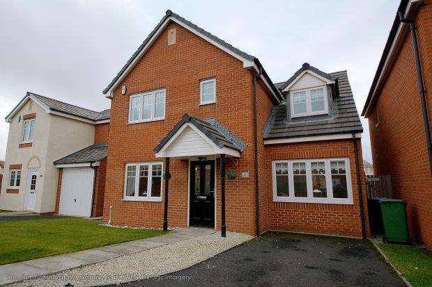 3 Bedrooms Detached House for sale in RUNSWICK DRIVE, EAST SHORE VILLAGE, SEAHAM DISTRICT