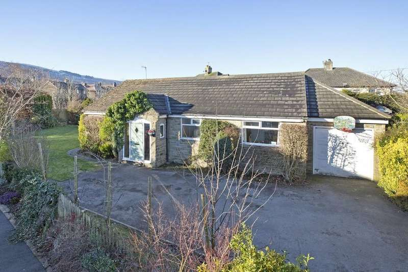 3 Bedrooms Detached Bungalow for sale in Belmont Road, Ilkley
