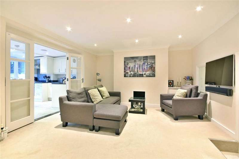 2 Bedrooms Apartment Flat for sale in Dennington Park Road, West Hampstead, NW6