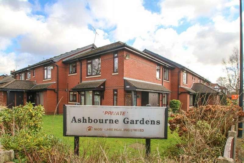 1 Bedroom Apartment Flat for sale in Malvern Avenue, Urmston, Manchester, M41
