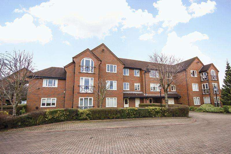 3 Bedrooms Apartment Flat for sale in Greystoke Park, Newcastle Upon Tyne