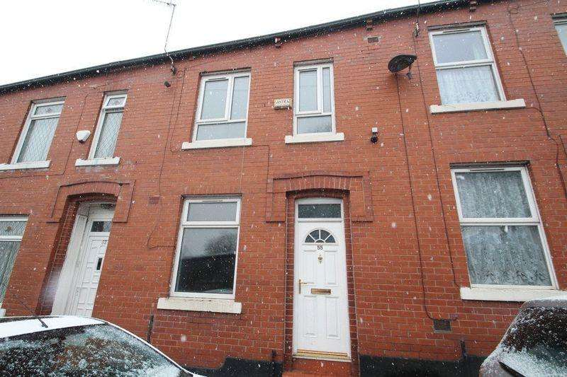 2 Bedrooms Terraced House for sale in 55 George Street, Rochdale OL16 2DF