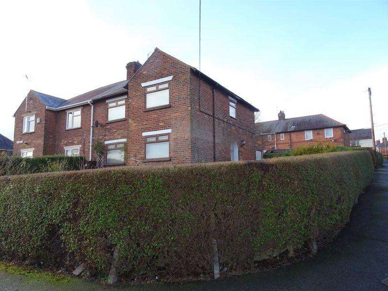 4 Bedrooms Semi Detached House for sale in Ffordd Offa, Wrexham