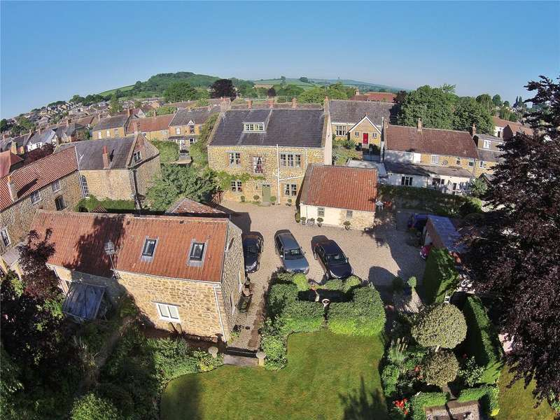 6 Bedrooms Detached House for sale in Ditton Street, Ilminster, Somerset, TA19