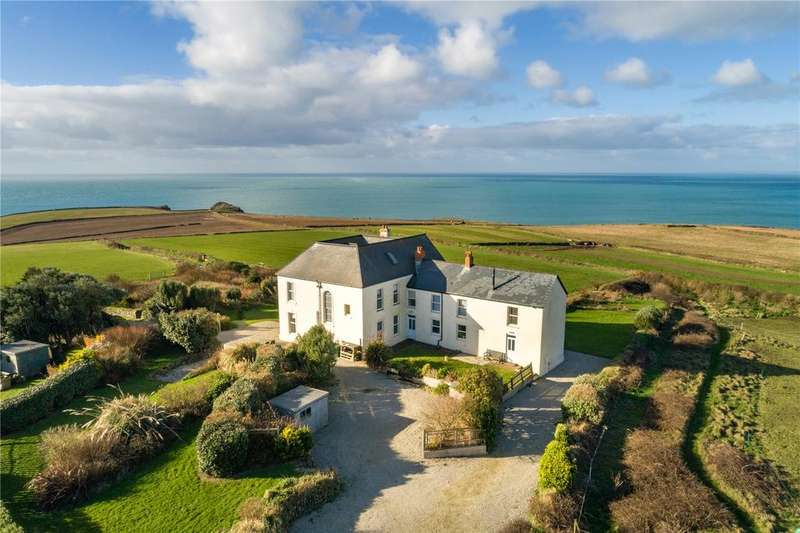 5 Bedrooms Unique Property for sale in Lizard Village, South Cornwall, TR12