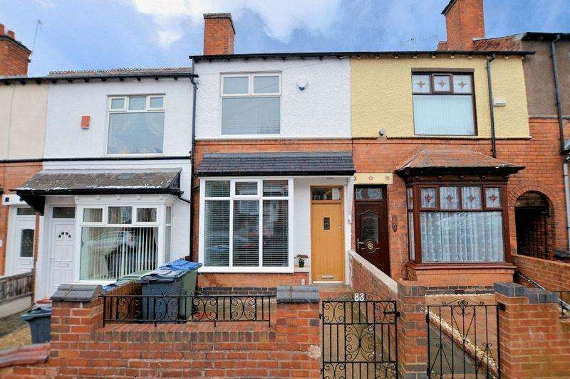 3 Bedrooms Terraced House for sale in Pargeter Road, Bearwood
