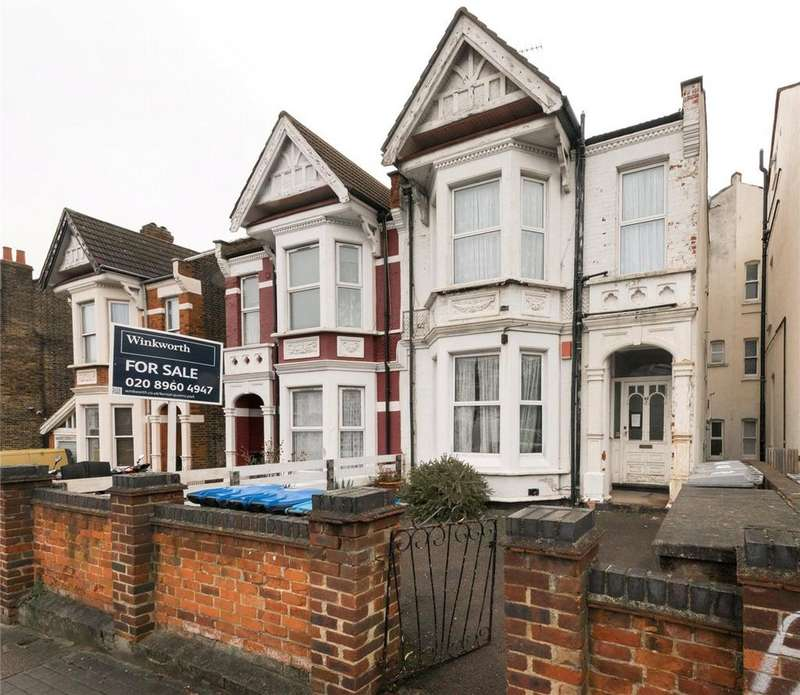 1 Bedroom Flat for sale in Sellons Avenue, London, NW10