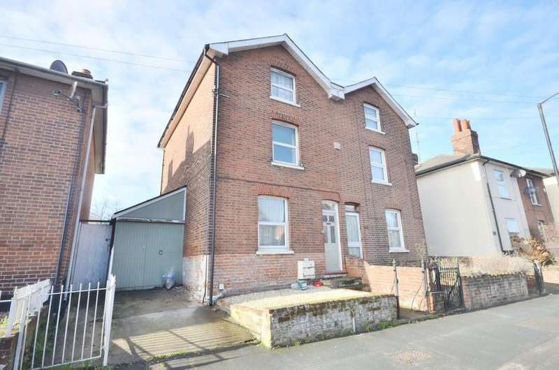4 Bedrooms Town House for sale in North Station Road, Colchester CO1 1UZ