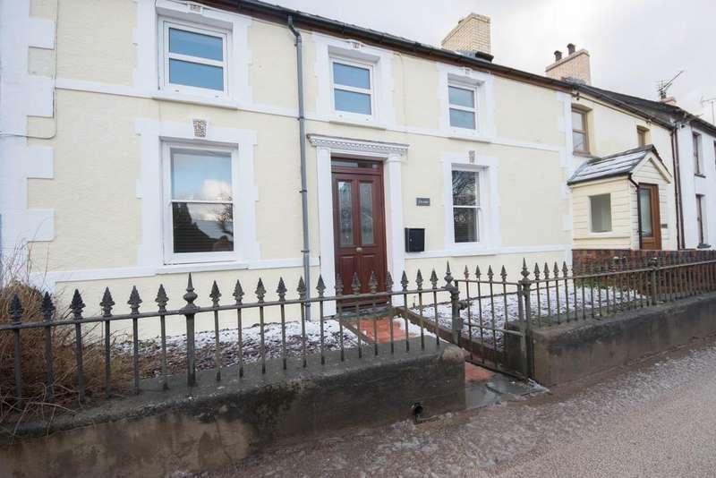 2 Bedrooms Terraced House for sale in Pontrhydfendigaid