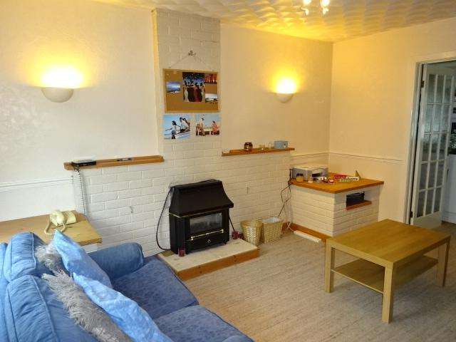 2 Bedrooms Terraced House for sale in WATER STREET, BANGOR LL57
