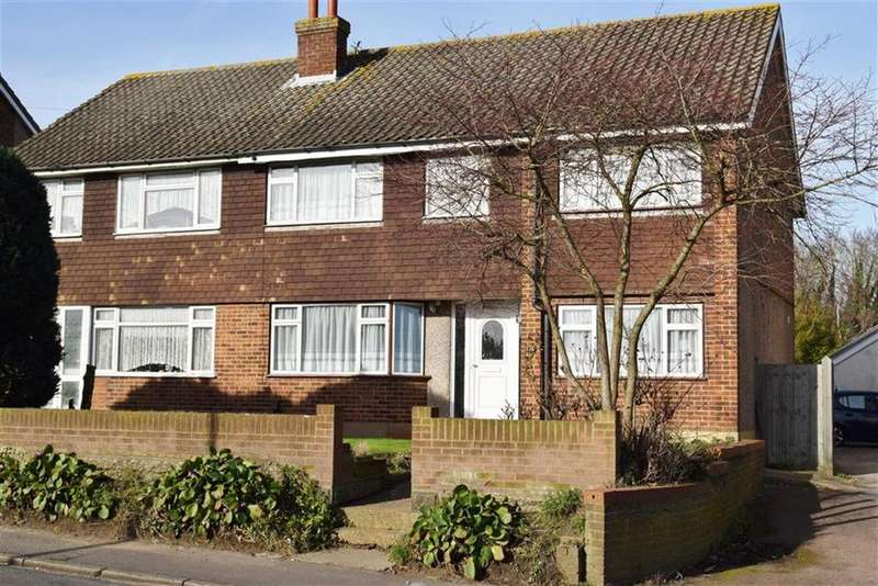 4 Bedrooms Semi Detached House for sale in Swanley Lane, BR8