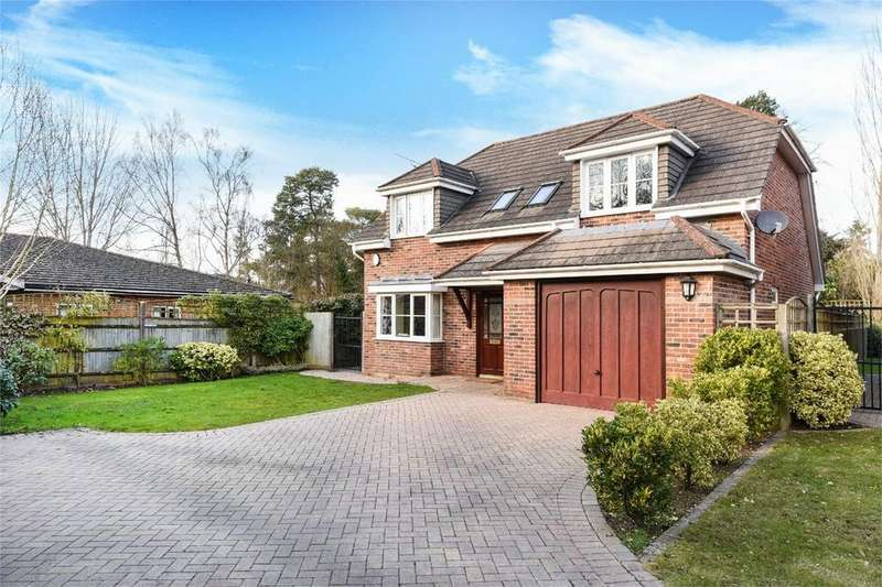 4 Bedrooms Detached House for sale in Cypress Grove, Chandler's Ford, Hampshire