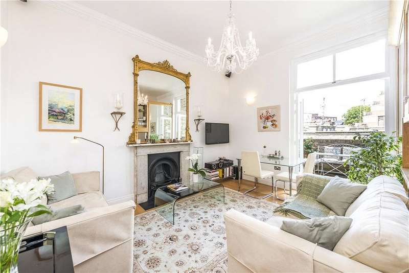 2 Bedrooms Apartment Flat for sale in Upper Addison Gardens, Holland Park, London, W14