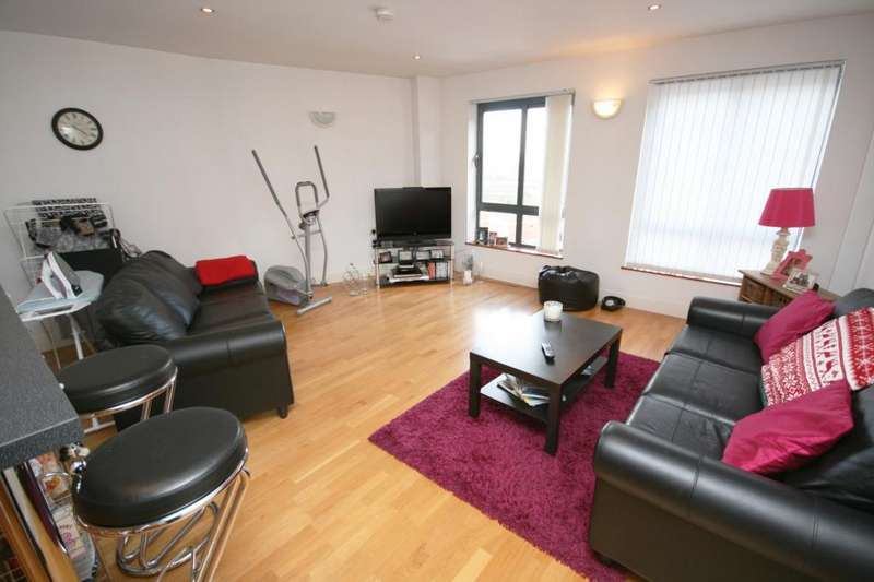 2 Bedrooms Flat for rent in Ellesmere Street, Manchester, Greater Manchester, M15