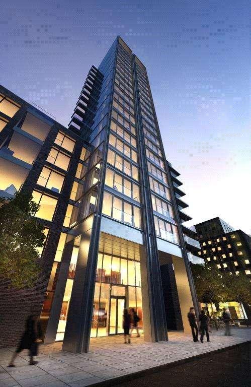 2 Bedrooms Penthouse Flat for sale in Goodmans Fields, Leman Street, London, E1