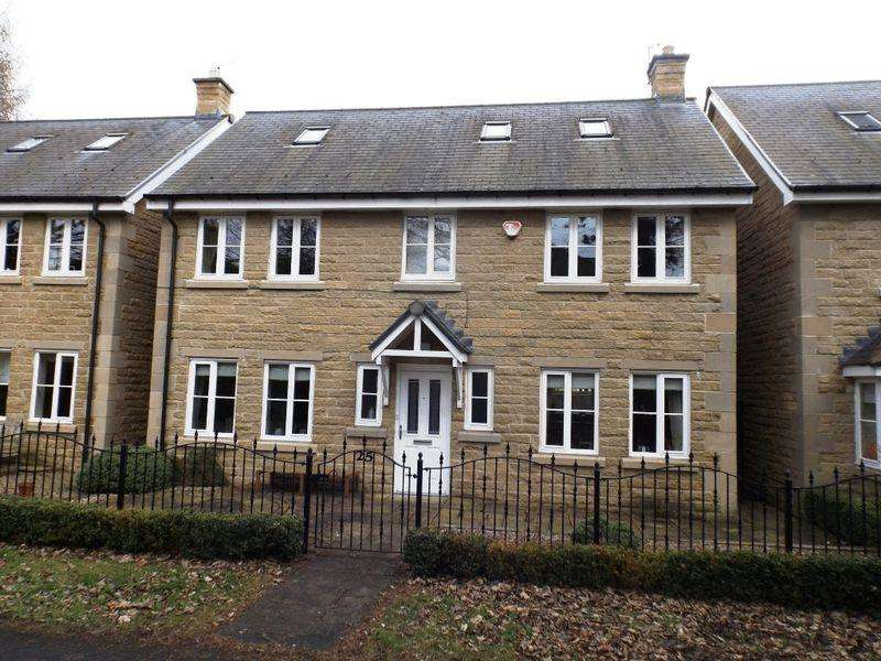 4 Bedrooms Detached House for sale in Southgate Mews, Loansdean, Morpeth