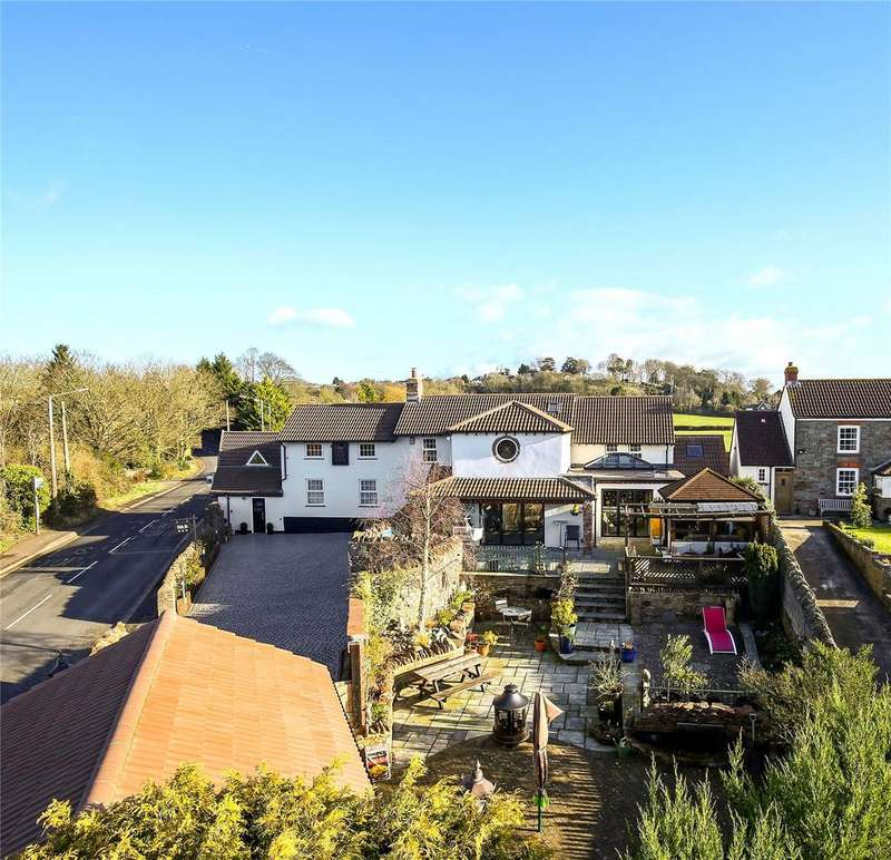 9 Bedrooms Detached House for sale in Pye Corner, Hambrook, Bristol, Gloucestershire, BS16
