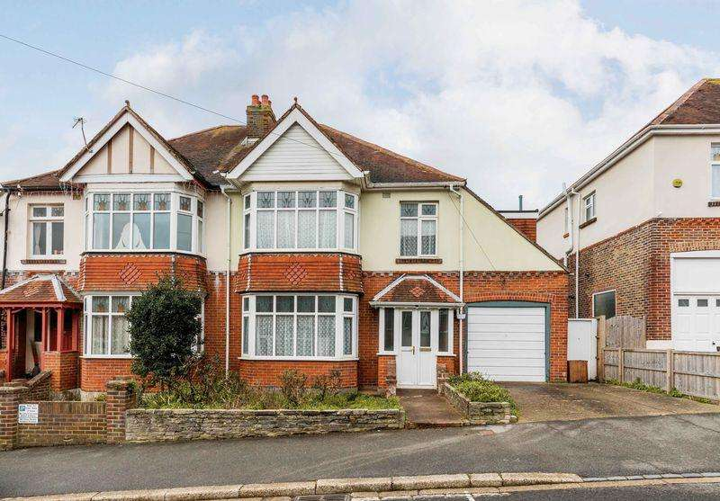 4 Bedrooms Semi Detached House for sale in Burrill Avenue, East Cosham