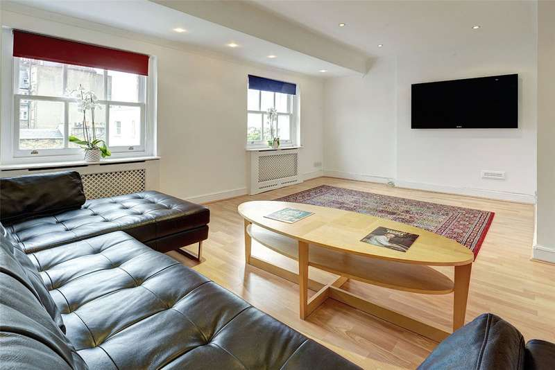 2 Bedrooms Maisonette Flat for sale in Kensington Church Street, Kensington, London, W8