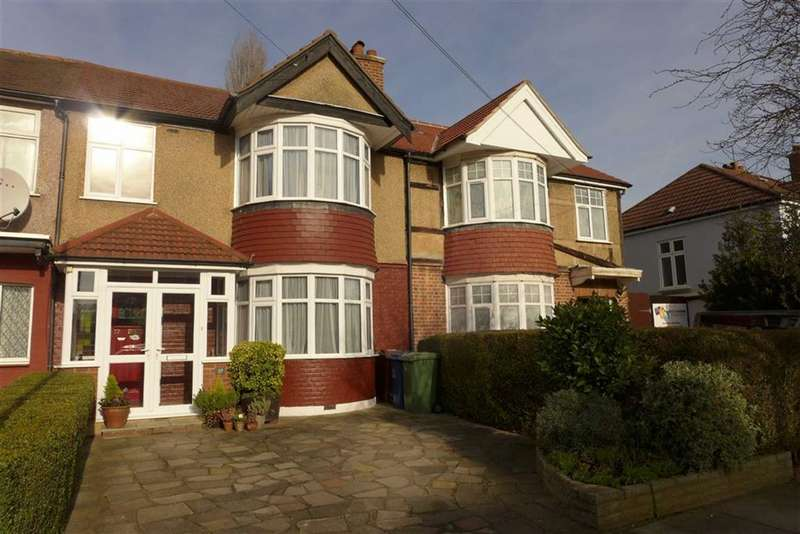 3 Bedrooms Terraced House for sale in Beaufort Avenue, Harrow, Middlesex