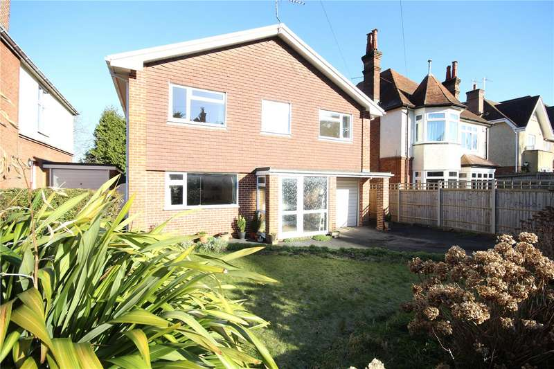 4 Bedrooms Detached House for sale in Birchwood Road, Lower Parkstone, Poole, Dorset, BH14