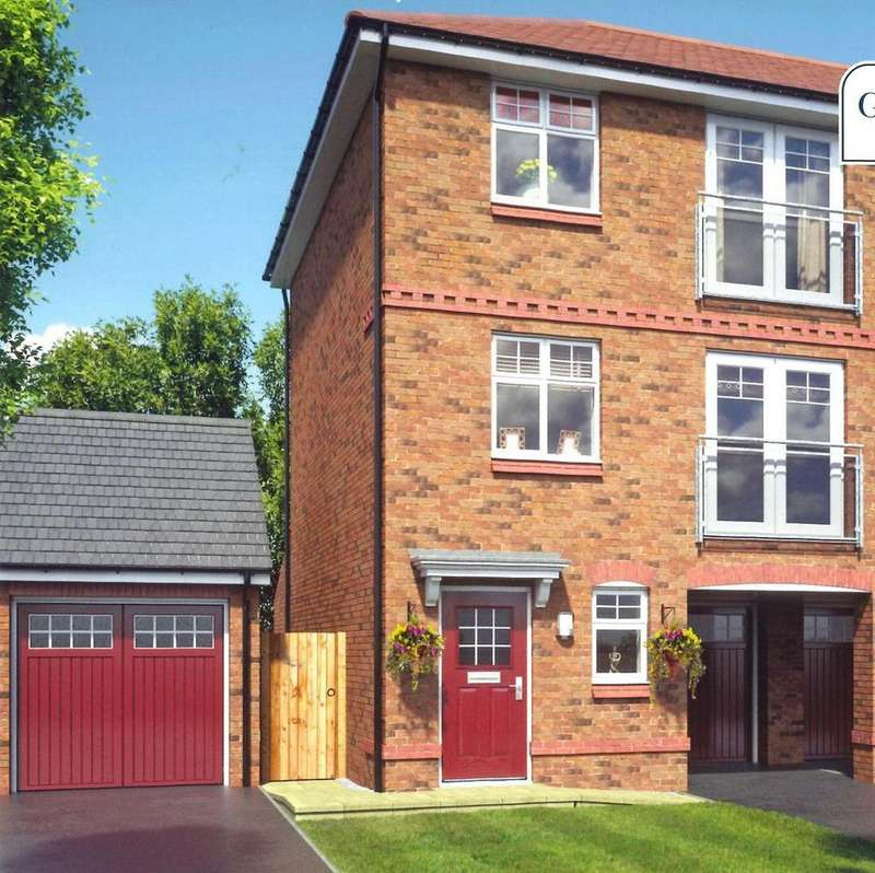 4 Bedrooms Town House for sale in Lewisham Road, Smethwick