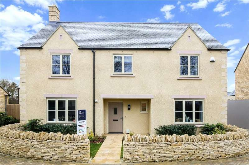 5 Bedrooms Detached House for sale in Fairford Gate, Cirencester Road, Fairford, GL7