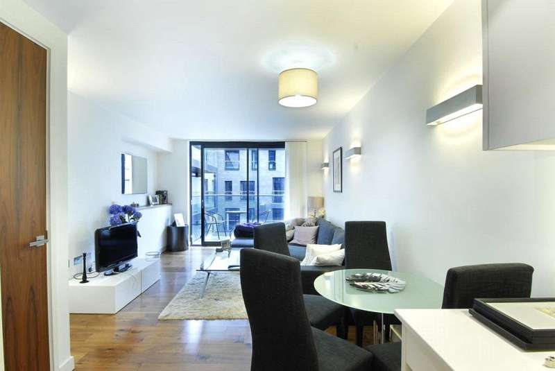 1 Bedroom Apartment Flat for sale in Fitzrovia Apartments, 50 Bolsover Street, London