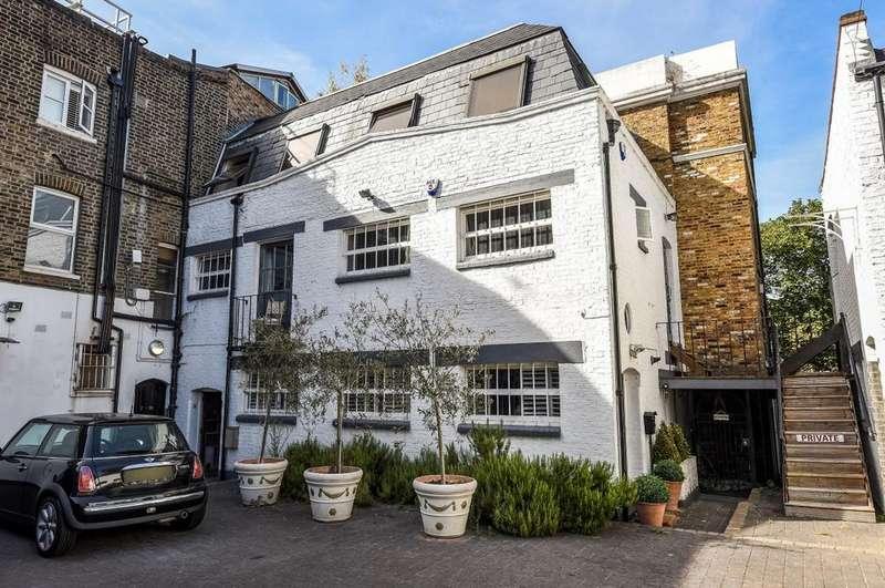4 Bedrooms Terraced House for sale in Blackheath Village London SE3