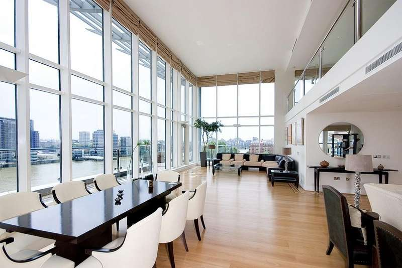 4 Bedrooms Apartment Flat for rent in Riverside Tower, Imperial Wharf SW6