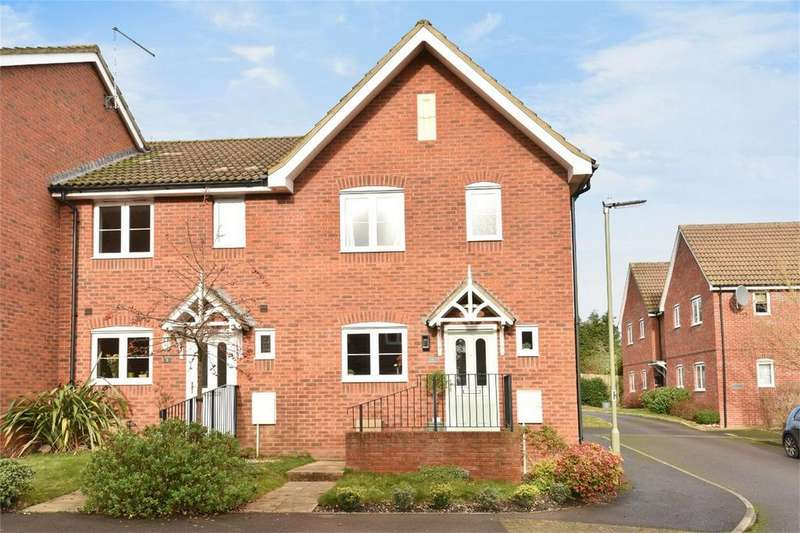 2 Bedrooms End Of Terrace House for sale in South Wonston, Winchester, Hampshire