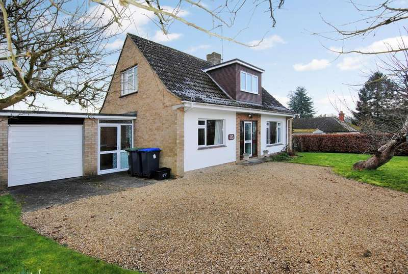 4 Bedrooms Detached House for sale in Chalk Hill, Shrewton, Salisbury, SP3 4EU