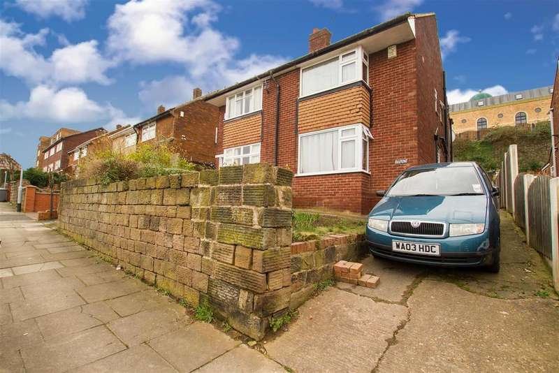 3 Bedrooms Semi Detached House for sale in St. Leonards Road, Rotherham