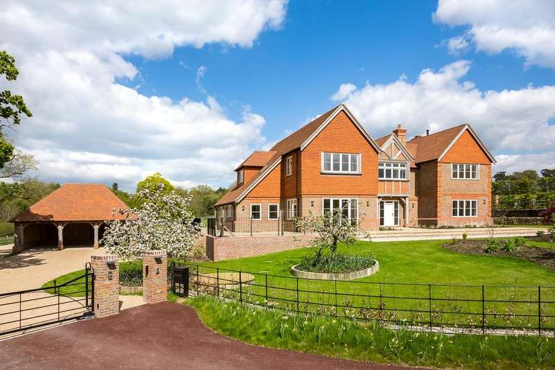 5 Bedrooms House for sale in Ardingly Road, West Hoathly, East Grinstead, West Sussex