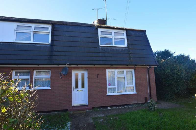 2 Bedrooms Maisonette Flat for sale in Spinney Road, Luton, Bedfordshire, LU3 3DF