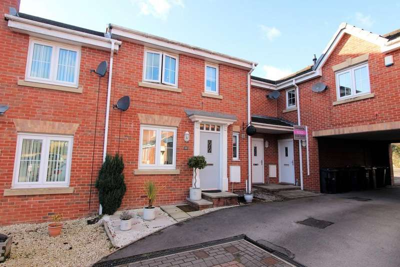 3 Bedrooms Town House for sale in Ashtree Gardens, Millhouse Green