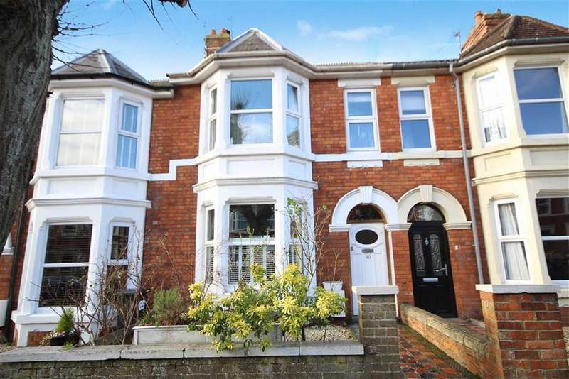 3 Bedrooms Terraced House for sale in Goddard Avenue, Old Town, Swindon