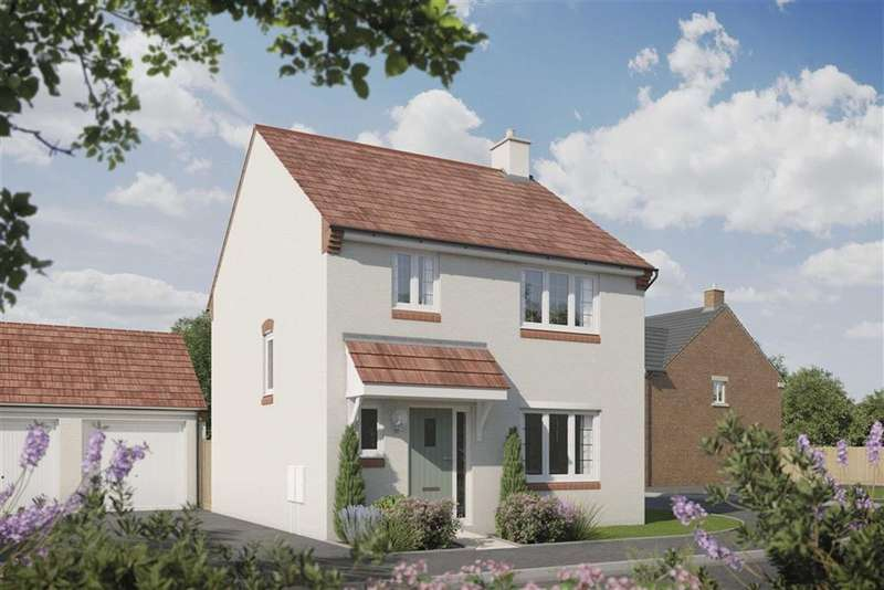 3 Bedrooms Detached House for sale in Fern Hill Gardens, Faringdon, Oxfordshire