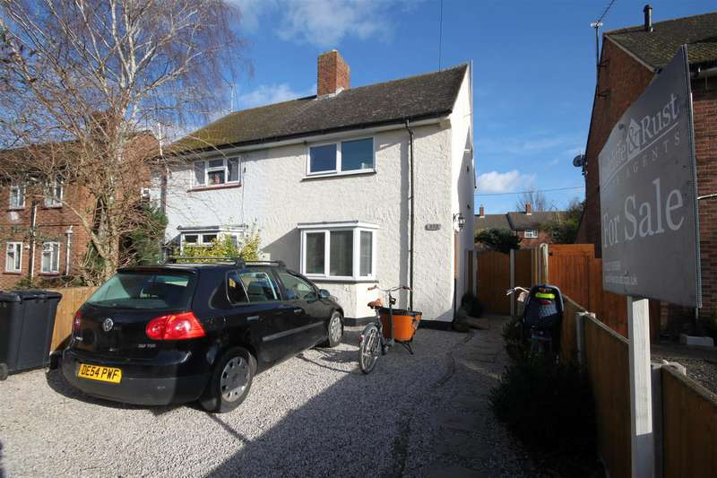 2 Bedrooms Semi Detached House for sale in Ditton Fields, Cambridge