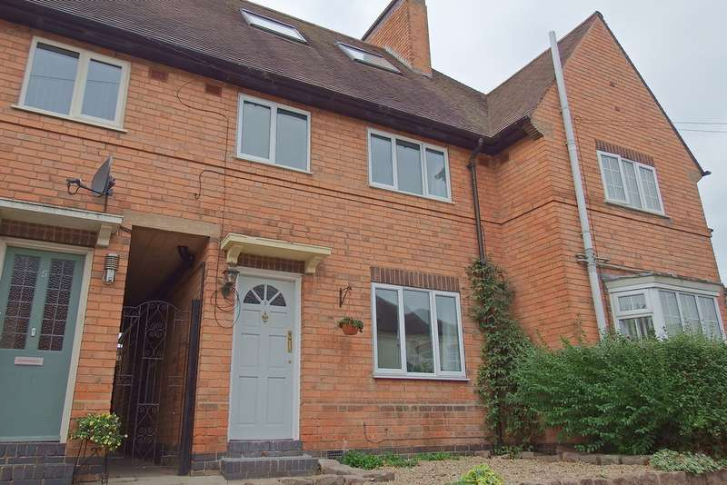 4 Bedrooms Terraced House for rent in Anthony Street, Rothley LE7