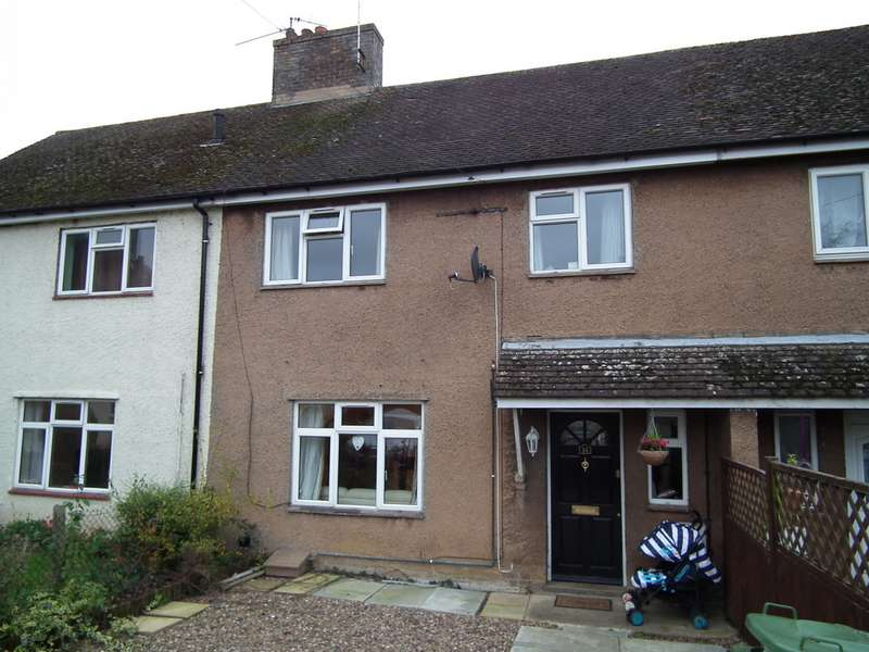 3 Bedrooms Terraced House for sale in Church Road, Wittering PE8