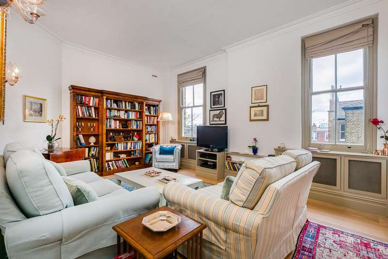 2 Bedrooms Apartment Flat for sale in The Mansions, Old Brompton Road, London, SW5