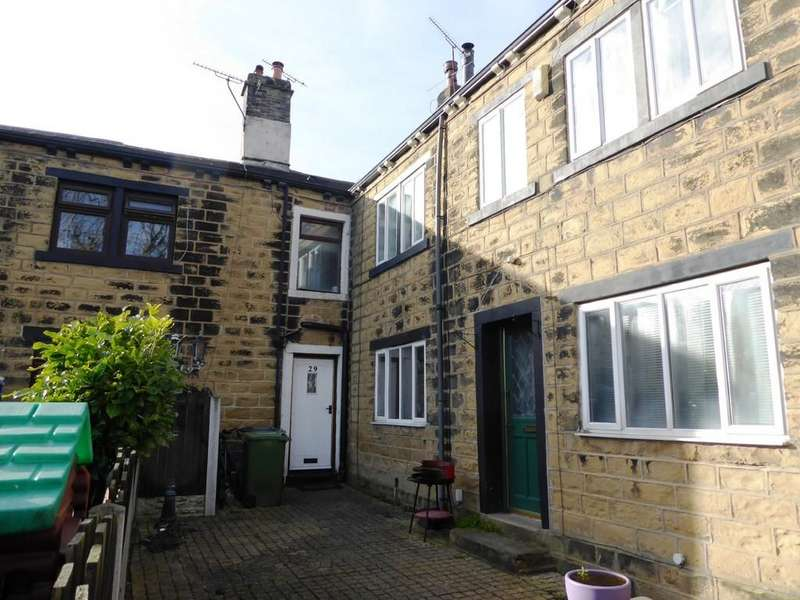 3 Bedrooms Cottage House for rent in Lane End, Pudsey