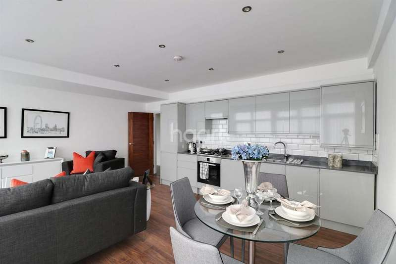2 Bedrooms Flat for sale in Rotary House, Ruislip