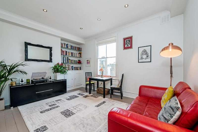 1 Bedroom Flat for sale in St. Charles Square, North Kensington
