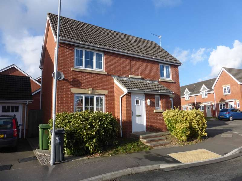 4 Bedrooms Detached House for sale in Willowbrook Gardens, St. Mellons, Cardiff