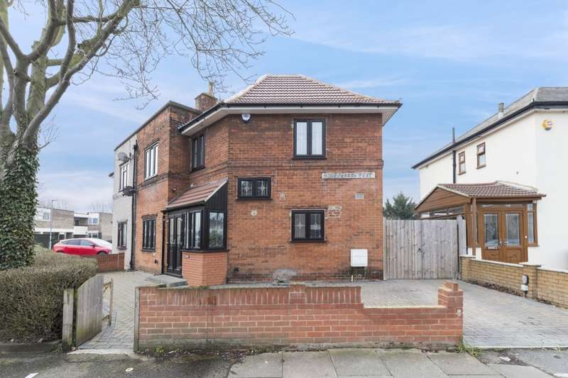 3 Bedrooms Semi Detached House for sale in Mayesbrook Road, Dagenham, RM8